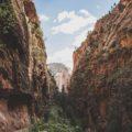 Происхождение слов каньон, канонир, канал