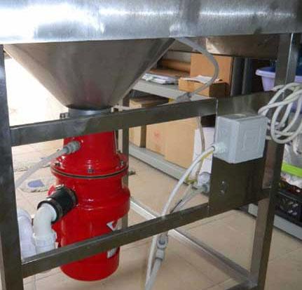 Утилизатор пищевых отходов, он же ликвидайзер