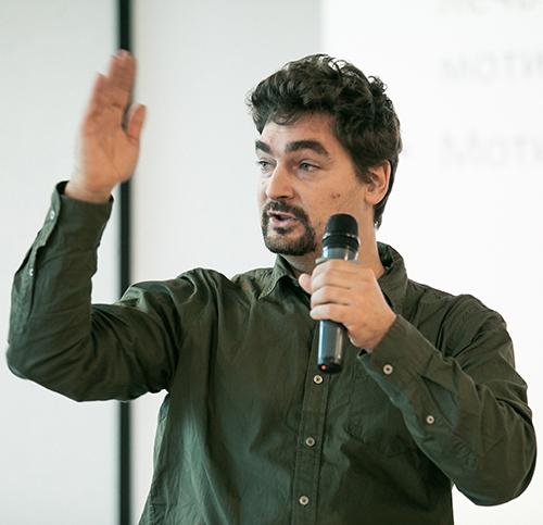 Егор Винокуров: писатель, тренер, иллюстратор, составитель Этимологического Словаря