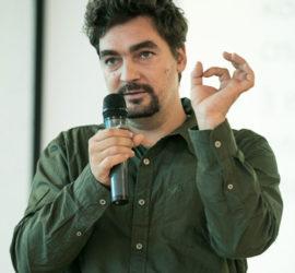 Егор Винокуров, автор, составитель и иллюстратор Интерактивного Иллюстрированного Этимологического Словаря
