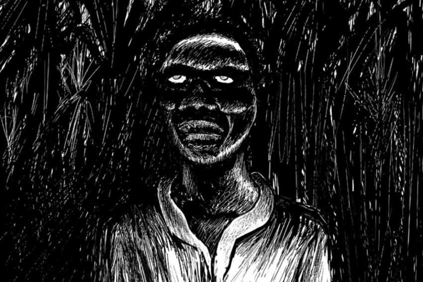 Некромантия, вуду, зомби-магия и прочее колдовство.