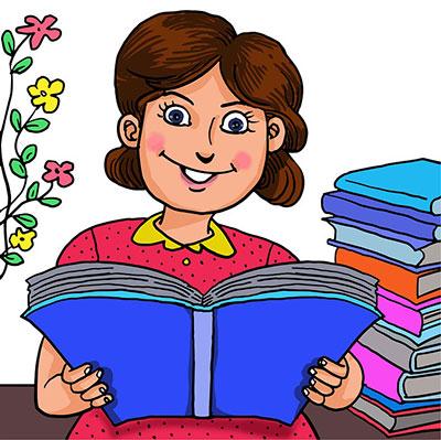 Воспитать любовь к чтению - питать её каждый раз, как только увидите
