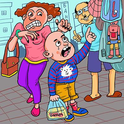 Как мы воспитываем избалованность своих детей?