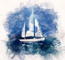 Происхождение слова яхта